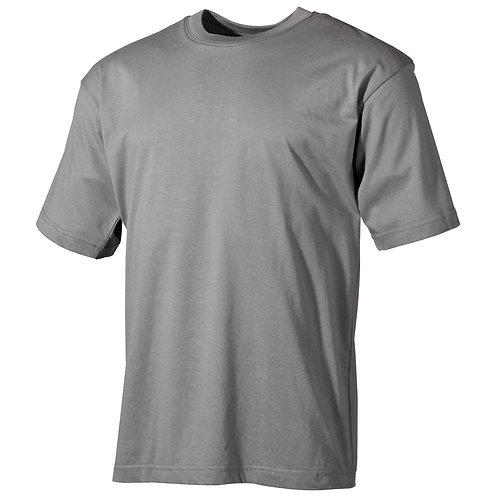 MFH - T-shirt - Korte Mouwen - Grijs