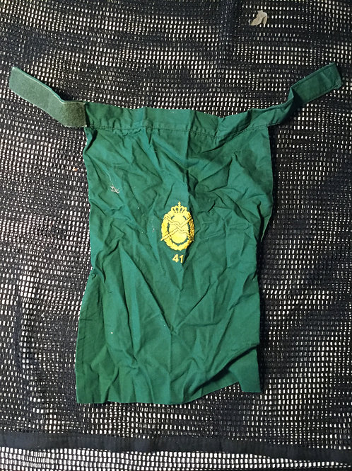 Koninklijke Landmacht Nek Doek Groen met Logo Origineel