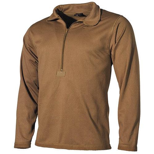 MFH - Thermo Shirt GEN III - Coyote