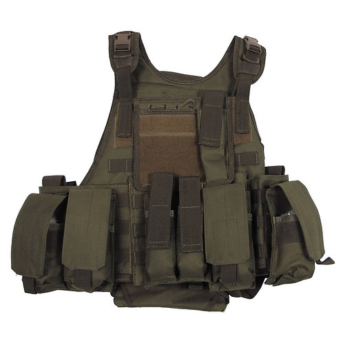 "MFH - Tactical Vest ""Ranger"" - Groen"