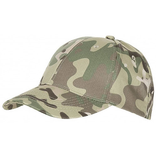 MFH - US Baseball Cap - Operation Camouflage