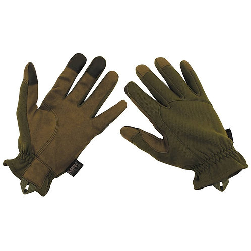MFH - Handschoenen Lichtgewicht - Leger Groen