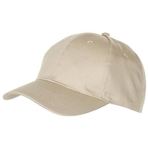 MFH - US Baseball Cap -Khaki