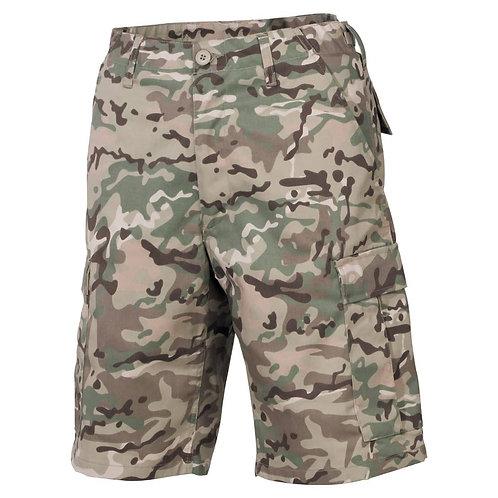 MFH - Militaire Bermuda Broek - Operation Camouflage