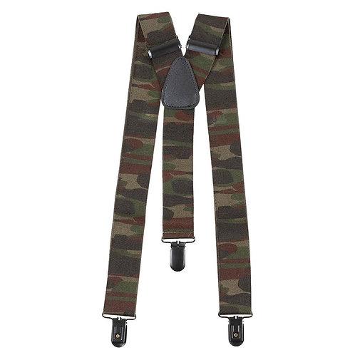 MFH - Bretels - Woodland Camouflage