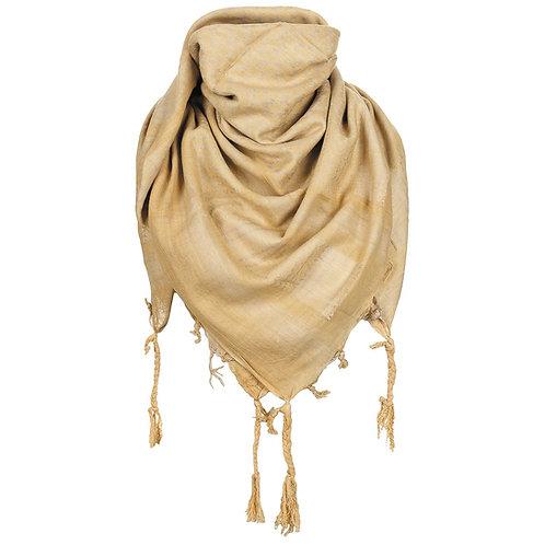 MFH Shemagh - PLO Sjaal - Arafat Sjaal Desert/Khaki