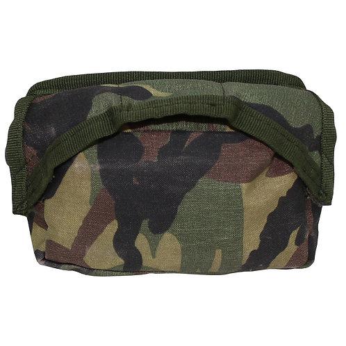 Koninklijke Landmacht - Molle Borst Pouch - Woodland Camouflage