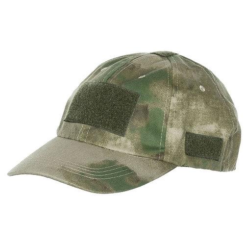 MFH - Operation Pet Met Klittenband - HDT Forest Camouflage