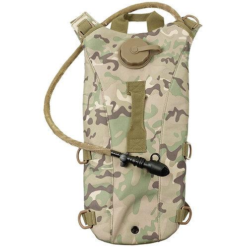 "MFH - Hydratie Rugzak ""Extreme"" - 2,5 Liter - Operation Camouflage"