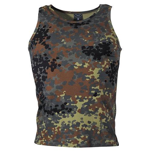 MFH - Hemd - Flecktarn Camouflage