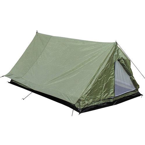 MFH - Tent Minipack - Tweepersoons Tent - Leger Groen