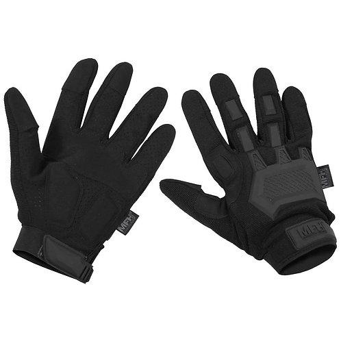 """MFH - """"Action"""" Tactical Handschoenen - Zwart"""
