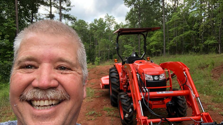 Rhonda Thinks My Tractor's Sexy!
