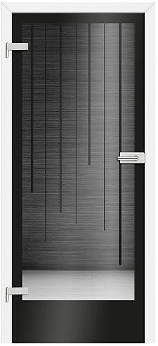 Ușă din sticlă GRAF 48