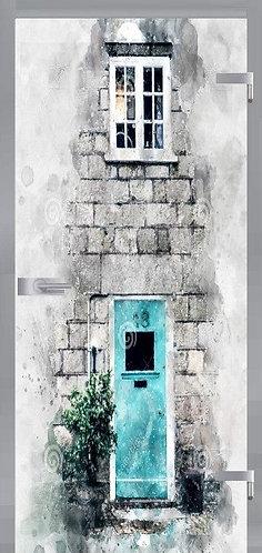 Ușă din sticlă BRICK HOUSE