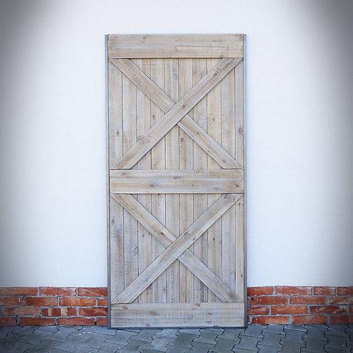 Ușă glisantă hambar FIXER STEEL