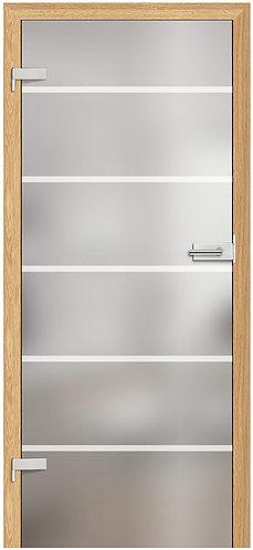 Ușă din sticlă GRAF 17