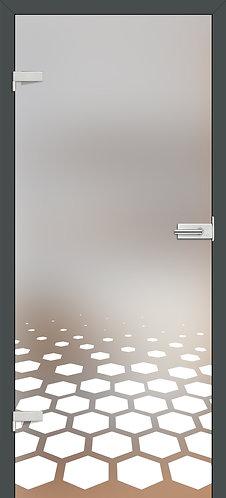 Ușă din sticlă GRAF 57