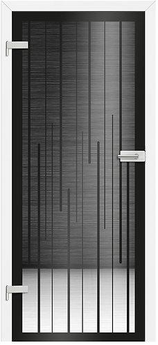 Ușă din sticlă GRAF 51