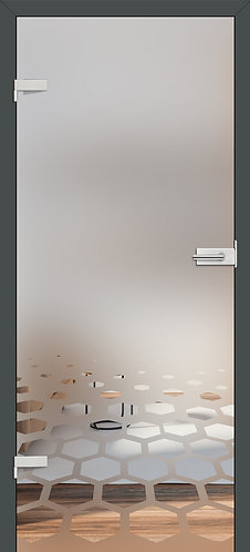 Ușă din sticlă GRAF 58