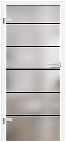 Ușă din sticlă GRAF 6