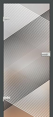 Ușă din sticlă GRAF 56