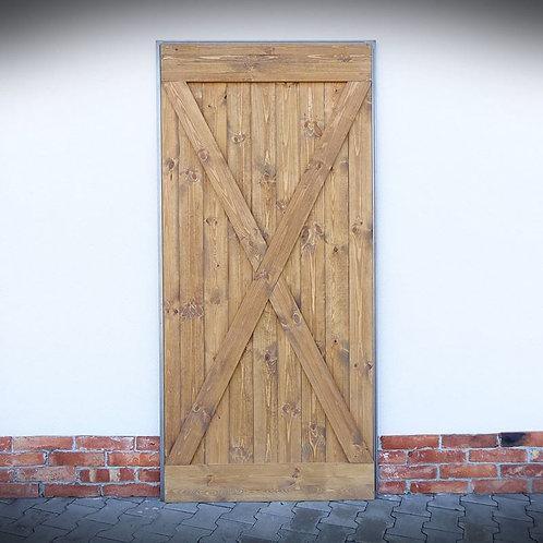 Ușă glisantă hambar MASIV