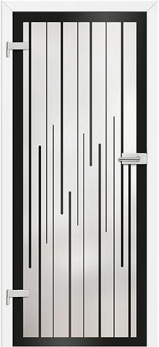 Ușă din sticlă GRAF 50