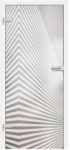 Ușă din sticlă GRAF 12