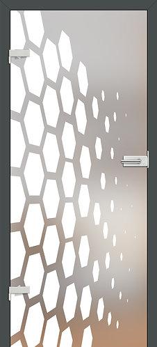 Ușă din sticlă GRAF 59