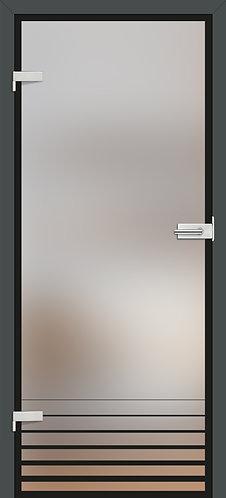 Ușă din sticlă GRAF 44