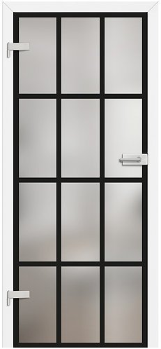 Ușă din sticlă GRAF 35
