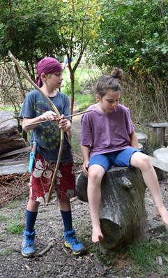 Nico und Sami Bogen.JPG