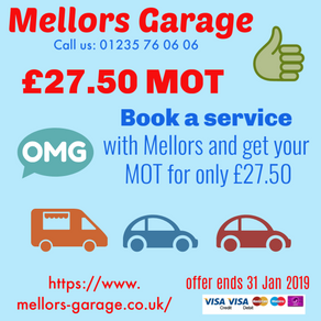 Miss your car service at your peril!