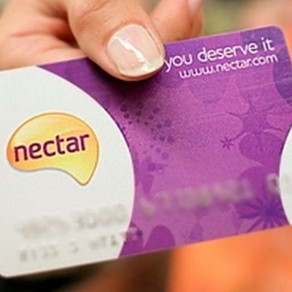 Nectar Card - collect points when you re-fuel