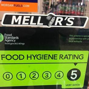 5 stars for Mellor's garage