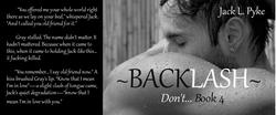 Backlash: Jack & Gray