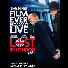 Lost in London - Live Film broadcast