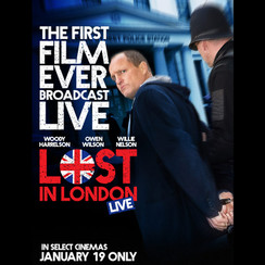 Lost in London - Live Film broadcast