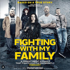 Fighting with My Family - Film