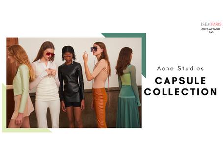 Création d'une collection capsule en classe de tendances