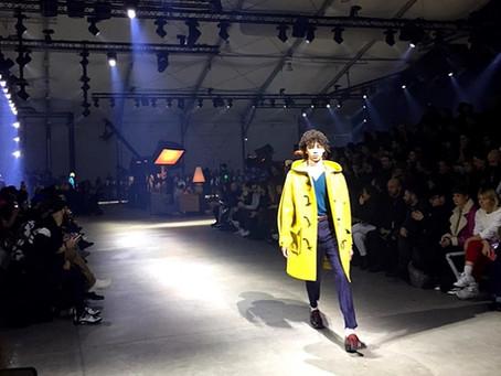 ISEM Paris partenaire de Rick Owens et Kenzo pendant la Fashion Week homme.