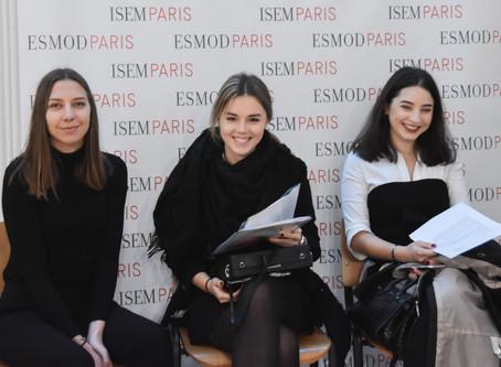 Job dating 1ère année ISEM PARIS