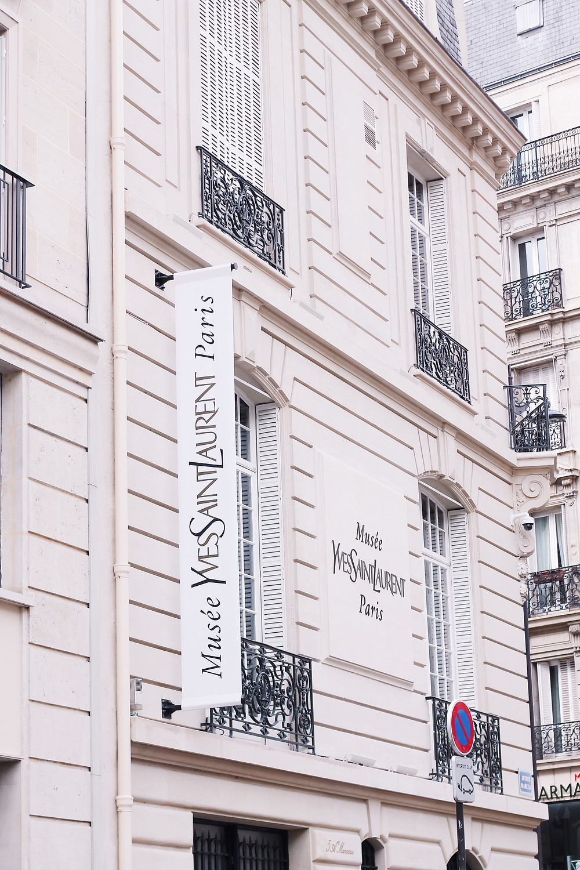 musée Saint Laurent Paris