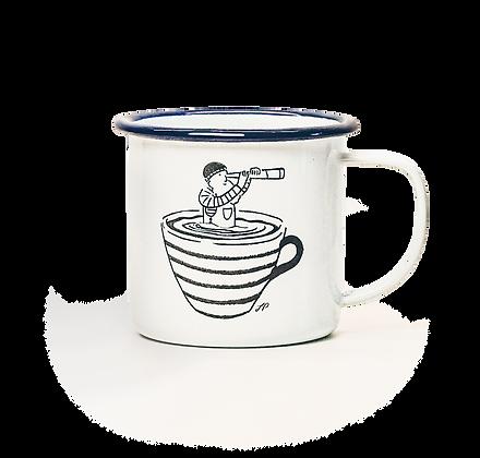 The Exploring Sailor Mug