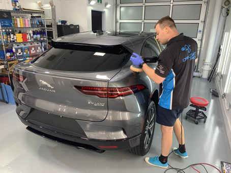 Paint protection process