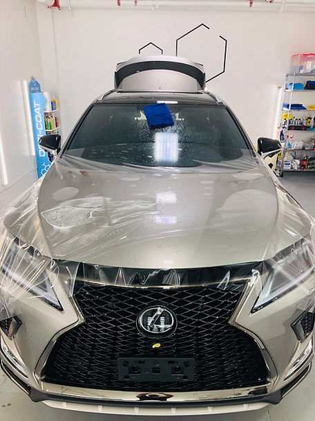 paint protection film Vancouver Canada