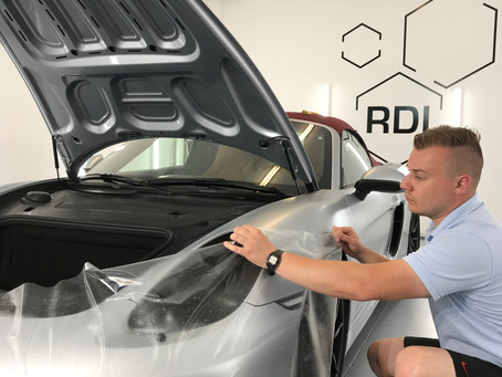 Paint Film Protection + Ceramic Coating Vancouver  Ultimate protection by RDI Detailing