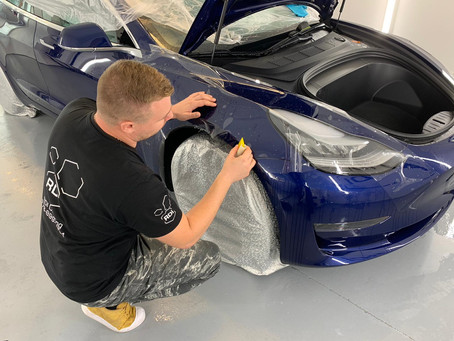 Paint Film Protection | Ceramic Coating