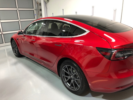 Ceramic Paint Coating Vancouver BC